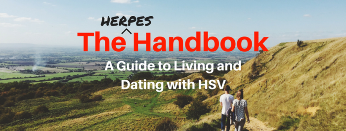 The Herpes Handbook cover